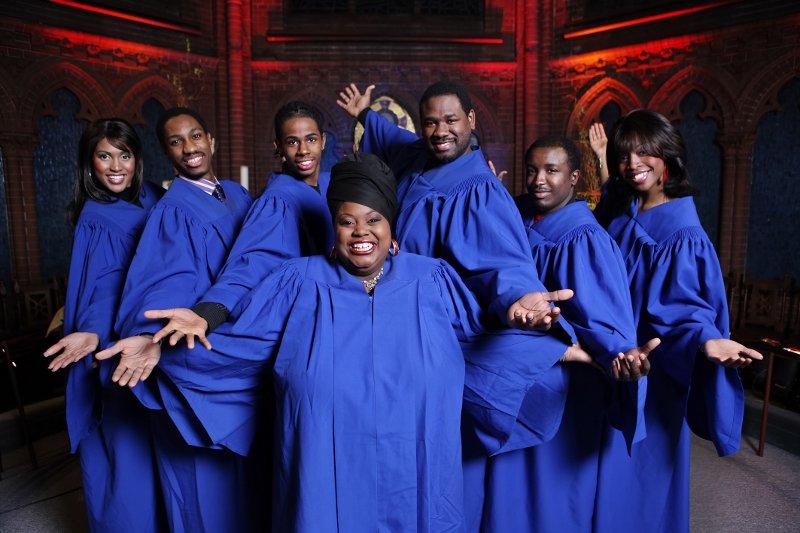 Golden gospel singers sek news verlosen karten