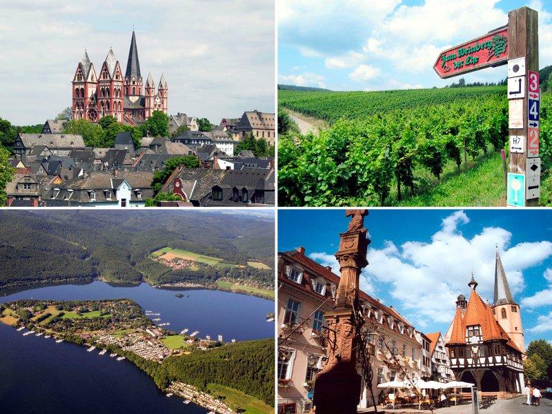Beliebte Städte und schöne Landschaften   SEK-News