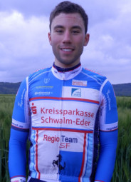 Enrico Oglialoro (MT Melsungen/Regio Team SF). Foto: nh