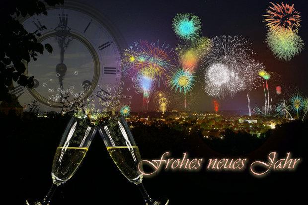 SEK-News wünscht ein frohes neues Jahr 2015! :: SEK-News