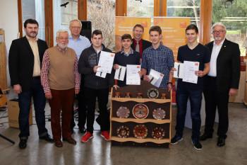 Schüler aus Neukirchen gewinnen Kreativ-Wettbewerb - SEK-News