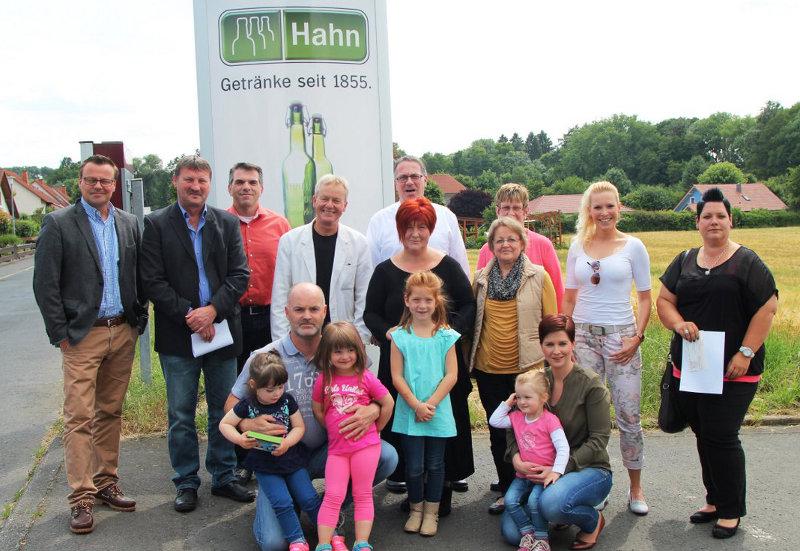 Getränke Hahn: 4.000 Euro für die pädagogische Arbeit | SEK-News