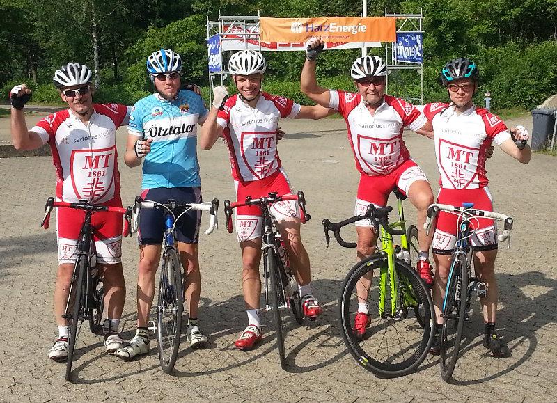 Melsunger Radsportler beim Adler-Marathon | SEK-News