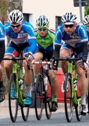 Die beiden Top-Fahrer des Regio Teams SF in der vergangenen Saison, hier beim Rennen in Borsum: Links Philipp Sohn (MT Melsungen), rechts Leonard Mayrhofer (ZG Kassel). Foto: nh