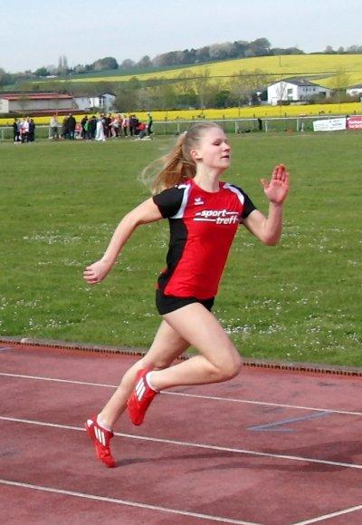 400 Meter Lauf