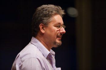 Der aus Gudensberg stammende Dirigent Dietrich Schnabel. Foto: nh