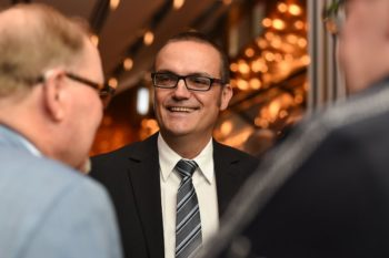 Erster Bevollmächtigter der IG Metall Nordhessen, Oliver Dietzel. Foto: Martin Sehmisch