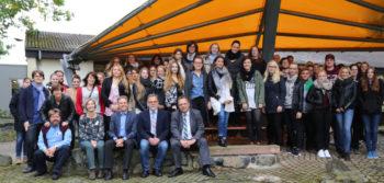 53 Studierende beginnen in diesem Jahr ein Studium der Sozialen Arbeit am Standort Hephata. Foto: nh