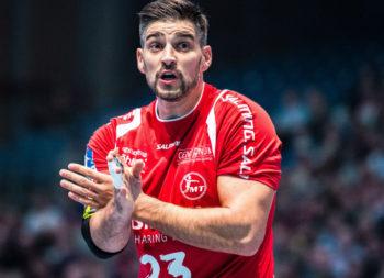 Nenad Vuckovic, dem beim Spiel in Leipzig in der letzten Saison fünf Treffer gelangen. Foto: Alibek Käsler