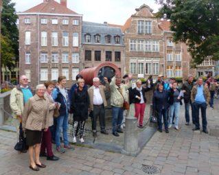 """Gent, Gruppenbild mit """"Toller Grete"""". Foto: nh"""