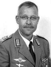 Oberst i. G. Dr. Michael A. Tegtmeier. Foto: nh