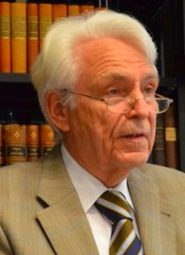 Professor emer. Dr. Tilmann Nagel, Professor für Arabistik und Islamwissenschaft an der Universität Göttingen. Foto: nh