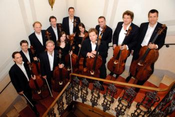 Die 12 Cellisten. Foto: Stehpan Roehl/Kultursommer Nordhessen