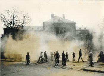 Die BTHS am 9. April 1976. Foto: nh