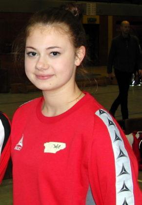 Jule Langhans war mit vier Meisterschaften die erfolgreichste Jugendliche. Foto: nh