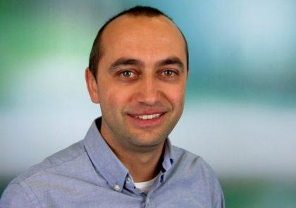 Dr. Razvan Minciu, Facharzt für Urologie. Foto: Klein