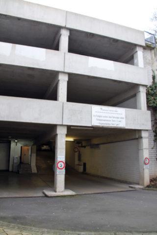 Neue Impulse für Parkhaus Treysa: Eine überarbeitete Preisstaffelung für Dauerparker soll Parkhausnachfrage erhöhen. Foto: nh