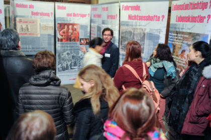 Foto: Landesverband der hessischen Sinti und Roma