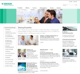 bbraun-website