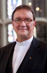 Bischof Prof. Dr. Martin Hein. Foto: Archiv/nh