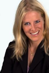 hr4-Moderatorin Britta Lohmann.  Foto: hr
