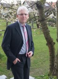 Kreistagsabgeordneter Jörg Warlich, Grüne. Foto: nh