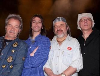 Am 1. Mai rocken sie in Wabern: Mark Prang und Band. Foto: nh