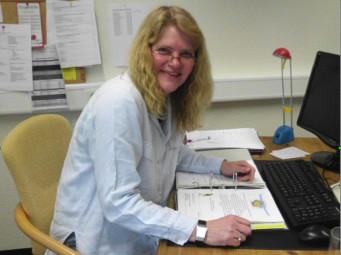 Elke Sinning, Diplom-Sozialpädagogin/-arbeiterin u. Systemische Familientherapeutin. Foto: mn