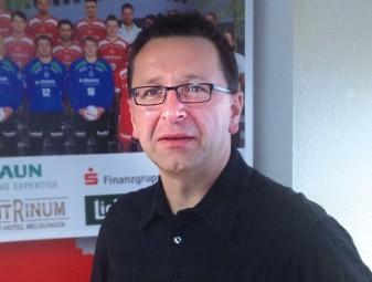 MT-Jugendkoordinator Axel Renner. Foto: nh