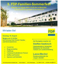 fdp-sommerfest130807