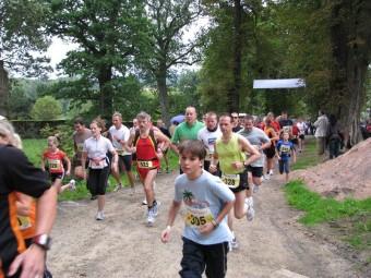 Der Sababurger Tierparklauf gilt als das Sommer-Laufevent im Reinhardswald. Foto: nh