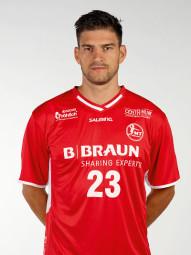 ... Nenad Vuckovic fallen für das Spiel gegen Emsdetten verletzungsbedingt aus. Fotos: nh
