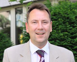 Thomas Rudolff, IHK-Konjunkturfachmann und Geschäftsführer des Bereichs Kommunikation. Foto: nh