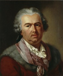 Johann Heinrich Tischbein. Quelle: Hessisches Landesmuseum Darmstadt
