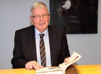 Hauptgeschäftsführer der IHK Kassel-Marburg, Dr. Walter Lohmeier. Foto: nh