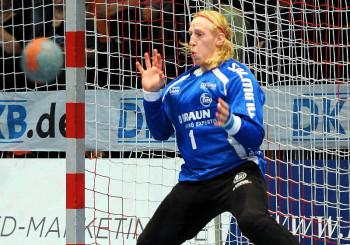 Mikael Appelgren, der die MT-Farben am Wochenende im Bundesliga-All-Star-Team vertrat. Foto: Hartung
