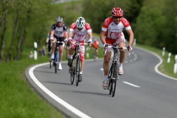 Stephan Warlich und Dieter Vaupel (MT Melsungen) (v.l.). Foto: nh