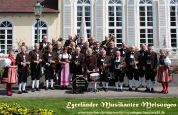Die Egerländer Musikanten geben sich auf dem Sommer-Samstags-Konzert am 2. August die Ehre. Foto: nh