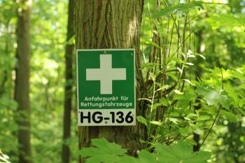 Rettungspunkt HG-136