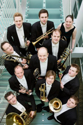 Worldbrass in der Friedrich-Ebert-Stiftung in Berlin