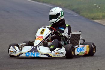 Darwin Daume, Förderfahrer des ADAC Team Hessen-Thüringen und ONE-Telecom-Frankenberg. Foto: Daume