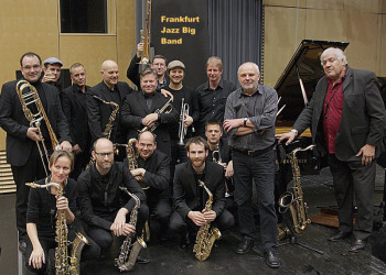 Die Frankfurt Jazz-Big Band. Foto: nh