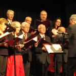 Der Chor Cantare Musica. Foto: Gert Wenderoth
