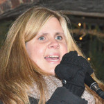 Sopranistin Jessica Stehling aus Dagobertshausen. Foto: Reinhold Hocke