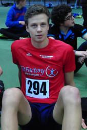 Auch das Auftreten von Michael Hiob machte Freude, denn der Vorjahresjugendliche lief mit 52,52 Sekunden persönliche Bestzeit und belegte Rang acht bei den Männern. Foto: nh
