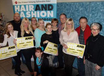 Die Hair & Fashion kommt am 22. März 2015 nach Borken. Foto: Wolfgang Scholz
