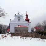 Die Wallfahrtskirche in Quinau. Foto: Wolfgang Scholz
