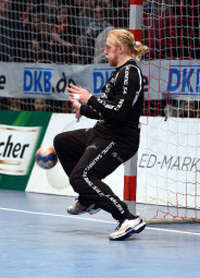 Mikael Appelgren schraubte sein Paradenkonto schon früh in zweistellige Bereiche. Foto: Hartung