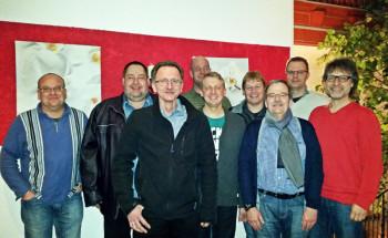 Mitgliederversammlung des Borkener Automobil-Club - Vorstand beim RAC im Amt bestätigt. Foto: nh