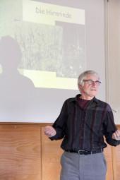 Hirnforscher Dr. Klaus von Wangenheim. Foto: nh